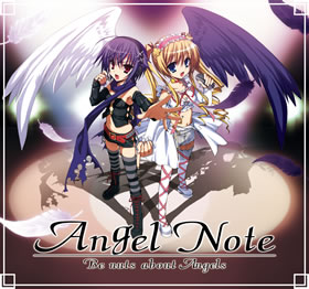 BE NUTS ABOUT ANGELS - Angel Note BEST COLLECTION IV -